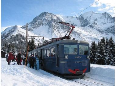 Saint-Gervais-les-Bains, la thermale du ski